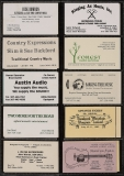 BUSI-1003, Business Cards
