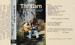 CAS-0343, Al Doane, Out Behind The Barn With Al Doane