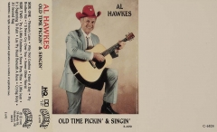 CAS-0344, Al Hawkes, Old Time Pickin' & Singin'