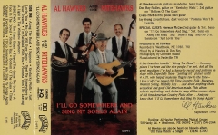 CAS-0345, Al Hawkes And The Nitehawks, I'll Go Somewhere And Sing My Songs Again