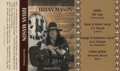 CAS-0348, Brian Mason, Traditional