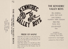 CAS-0355, Kennebec Valley Boys, Pride Of Maine