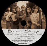CD-0284, Breakin' Strings, 2008