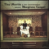 LP-0317, Tim Martin & The Countrysiders, Singing Bluegrass Gospel