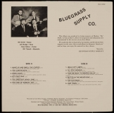 LP-0321, Bluegrass Supply Company, Wake Up And Smell The Coffee, back side