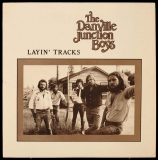 LP-0325, The Danville Junction Boys, Layin' Tracks