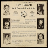 LP-0328, Tim Farrell, Me And My Fiddle, back side