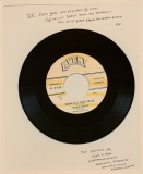 MISC-0056, Photocopy of Event 45 RPM Record, Darling Nellie Across The Sea