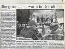 NEWS-0002, Detroit Festival Article