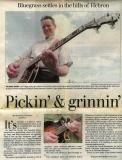 NEWS-0008, Lewiston Sun Article on Hebron Pines