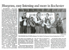 NEWS-0011, Rochester, NH Article, July 2006