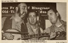 NEWS-0376, Bob French, Joe Val, Herb Applin