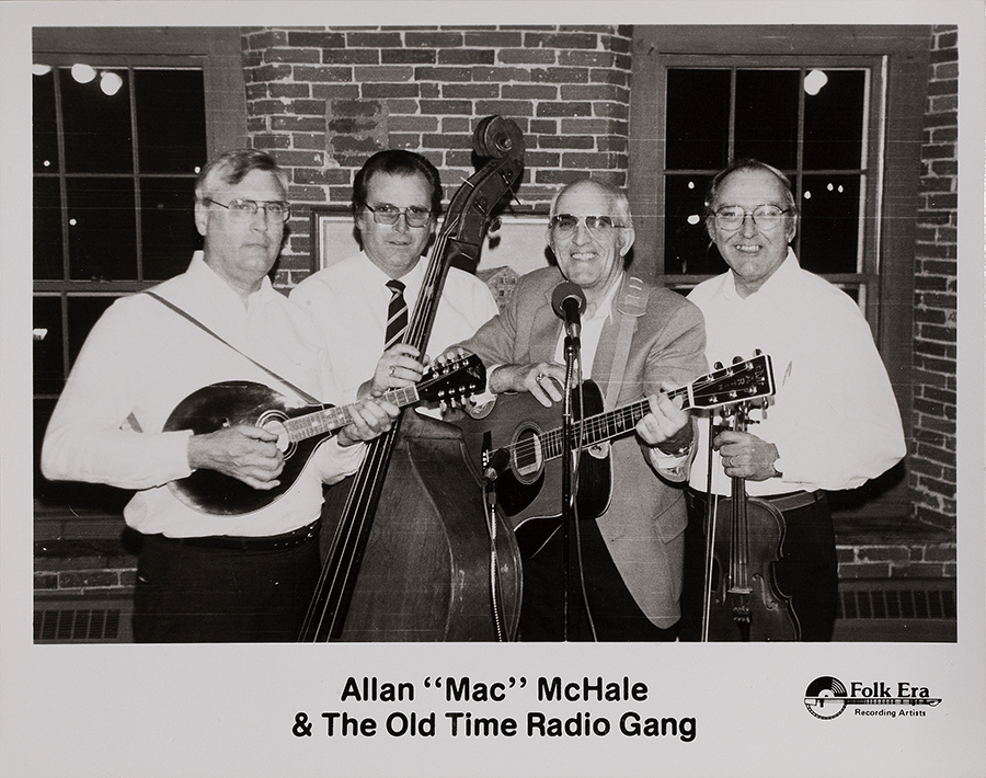 PHOT-1734, Allan Mac McHale & The Old Time Radio Gang