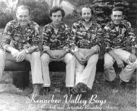 PHOT-1021, Kennebec Valley Boys