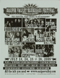 POST-0018, Ossipee Valley Bluegrass Festival, 2009