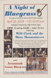 POST-0020, A Night Of Bluegrass, 2008